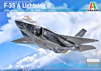 F-35 A Lightning II CTOL version