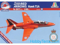 "Hawk T1A ""Red Arrows"""