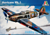 Hurricane Mk.I fighter