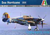 Fighter Sea Hurricane