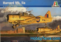 Harvard Mk.IIA fighter