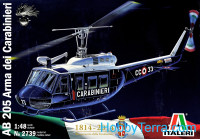 Helicopter AB 205