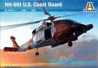 HH-60J U.S. Coast Guard helicopter
