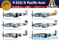 "Fighter P-51 D/K ""Pacific Aces"""