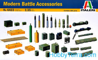 Modern battle accessories