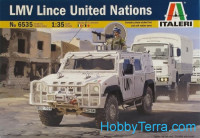 LMV Lince, United Nations