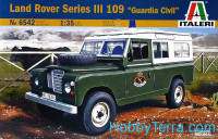 "LR Series III 109 ""Guardia Civil"""