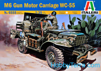 M6 Gun Motor Carriage WC-55