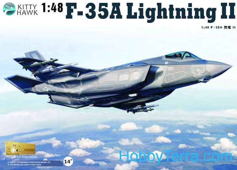 F-35A Lightning II fighter