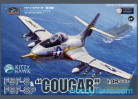 "F9F-8/F9F-8P ""Cougar"" figher"