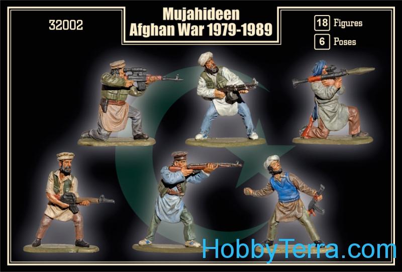 Battle For Terra Toys : Scale mujahideen afghan war  mars figures