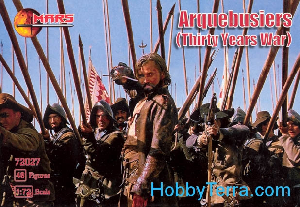 Arquebusiers (Thirty Years War)
