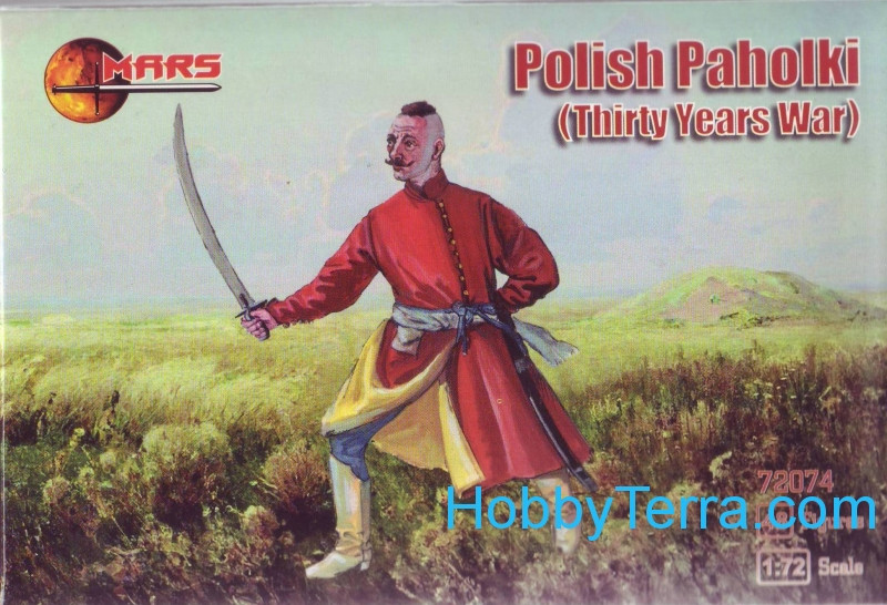 Polish paholki, Thirty Years War
