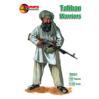 Taliban warriors