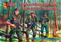 US special operation forces (Green Berets), Vietnam war