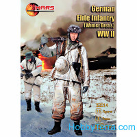 German Elite Infantry (winter dress) WWII