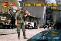 German panzergrenadiers WWII