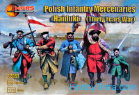 Polish Infantry Mercenaries (Haiduks) (Thirty years war)