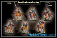 Swedish heavy cavalry