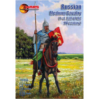 Russian medium cavalry, 1st half of the XV century