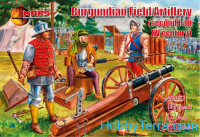 Burgundian field artillery, 2nd half of the XV century