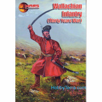 Wallachian Infantry, Thirty Years War