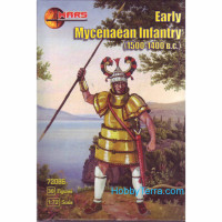 Early Mycenaean infantry