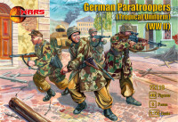 German paratroopers WWII (Tropical uniform)