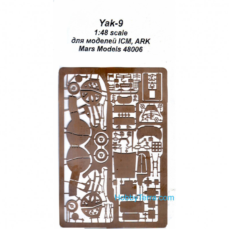 Mars Models  48006 Yak-9, for ARK / ICM