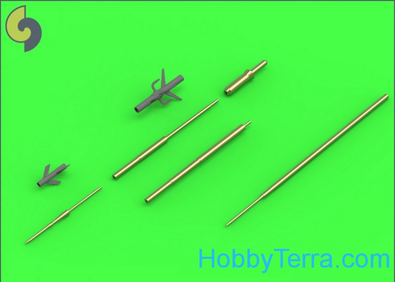 Su-15 (Flagon) - Pitot Tubes (optional parts for all versions)