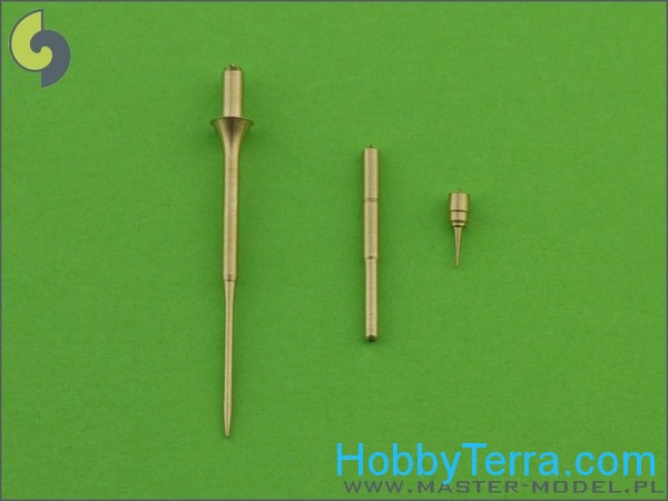 Pitot tube for F-4 Phantom II (long nose versions) - F-4E, F, G, EJ and recce variants RF-4B, C, E, EJ