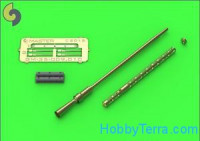KPV Russian 14,5mm heavy machine gun - elongated cooling slots - used on ZPU-1/2/4