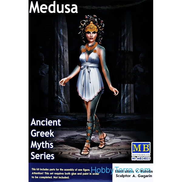 Master Box  24025 Ancient Greek Myths Series. Medusa