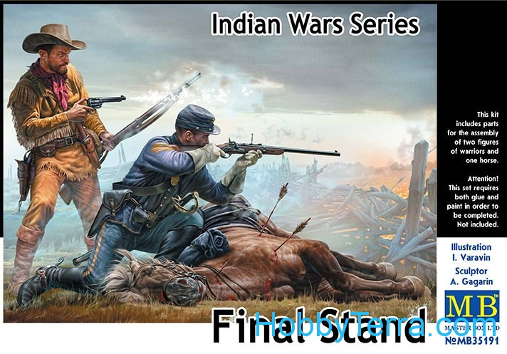 Final Stand. Indian Wars Series