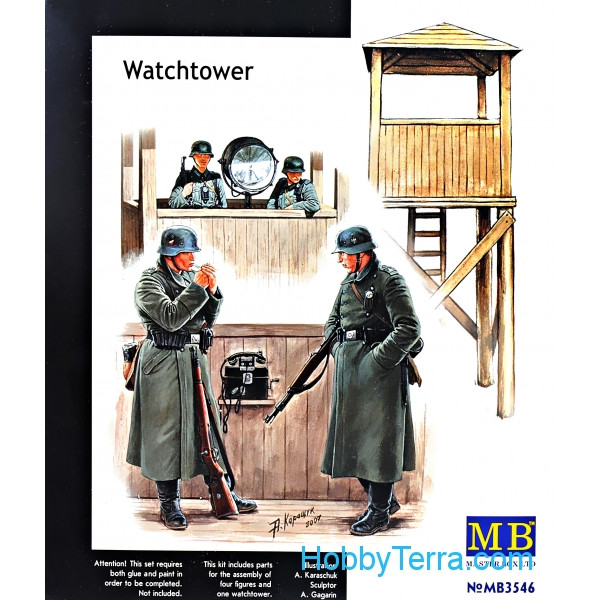 Master Box  3546 Watchtower
