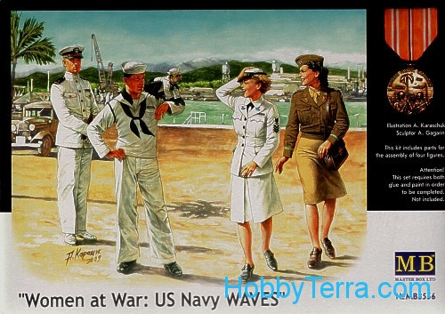 Women at War: US Navy WAVES