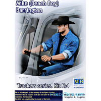 Truckers series. Mike (Beach Boy) Barrington