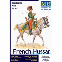 French Hussar, Napoleonic Wars era