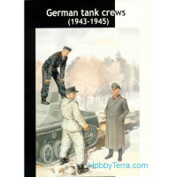 German tank crews, 1943-1945. kit #2