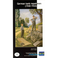 German tank repairmen, 1940-1944