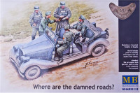 Where are the damned roads?
