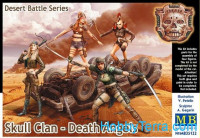 Skull Clan - Death Angels, Desert Battle Series