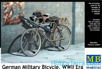 German military bicycle, WWII Era