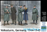 Volkssturm, Germany, 1944-1945