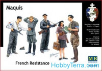 Maquis, French Resistance