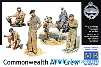 Commonwealth AFV crew