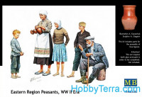 Eastern Region Peasants, WWII Era