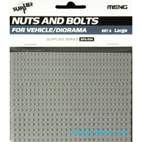 Nuts and bolts (set A)