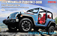Jeep WRANGLER Rubicon 2-Door (10th Anniversary Edition)