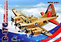 B-17G Flying Fortress Bomber (Meng Kids series)